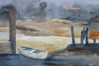 Ken Brown Norfolk Painting