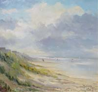 Carnt Painting - Brancaster