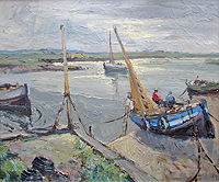 Jack Cox Boats at Wells