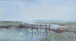 bridge at Morston	Jack Cox