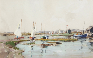 Sail Boats Wells Jack Cox
