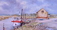 Brian Day Thornham Harbour