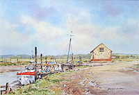 Thornham Habour Coal Barn	Brian Day