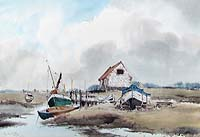 Hardy Moore - Thornham Harbour