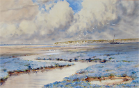 Frank Partridge - Gore Point Holme