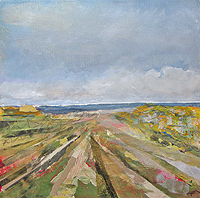 Gorse at salthouse	Tracy Ross