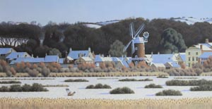 Wilczur Painting - Cley next the Sea