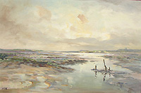 Jack Cox Norfolk Marsh picture for sale