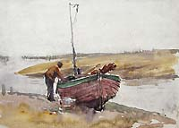 Norfolk  Fisherman