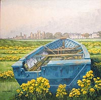 Norfolk natural Mooring	Patti Pearce
