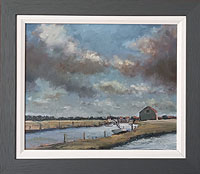 Thornham Coal Barn 1	Christopher Ray